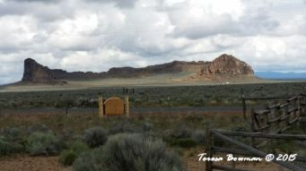 Fort Rock Oregon