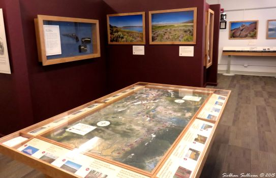 Fremont 3-D Map