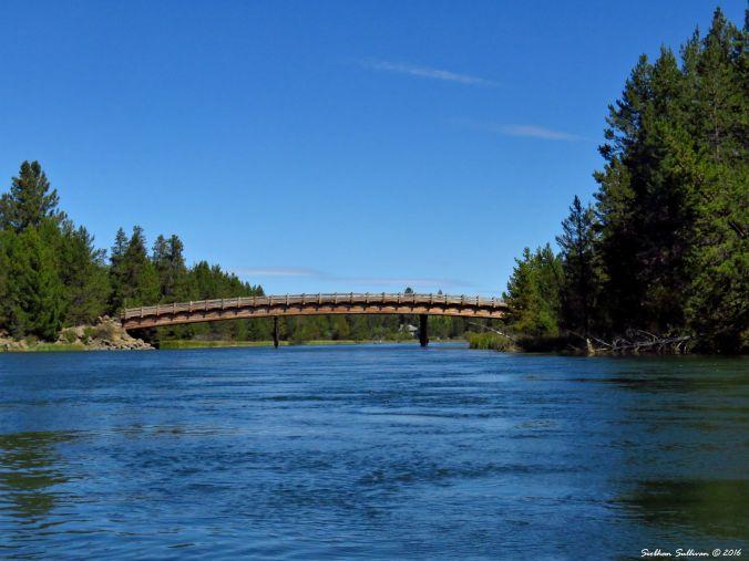 Footbridge at Sunriver 10Sept2016