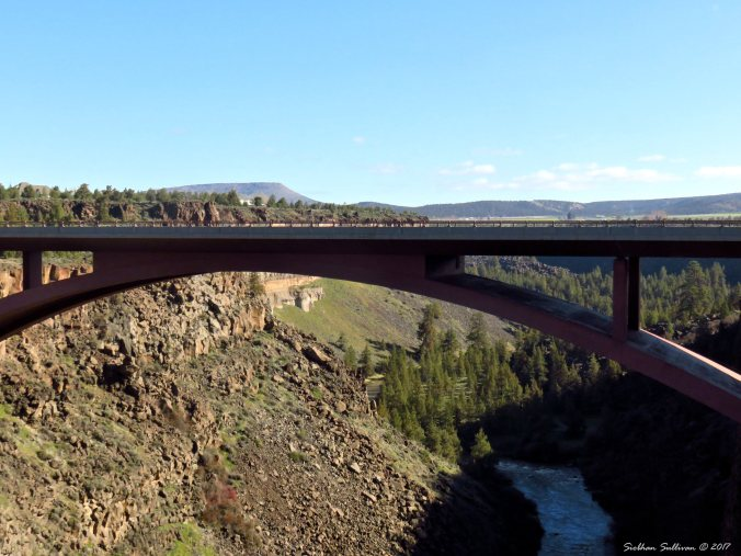 Rex T. Barber Veterans Memorial Bridge at Peter Skene Ogden Scenic Viewpoint 3Apr2017