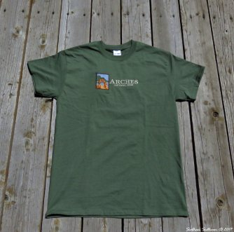 ArchesNPk T-shirt May2017