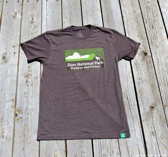 ZionNPk T-shirt May2017