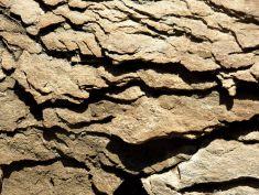 Canyon wall near Tumalo, Oregon 9April2017